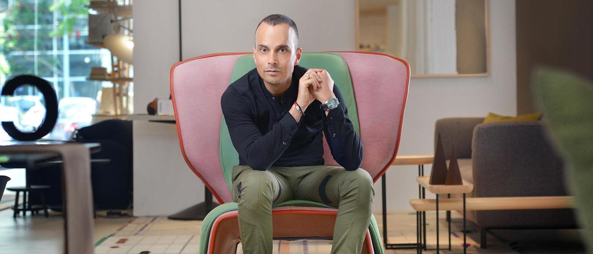 האתר הרשמי של ירון יפתח בן-גרא מעצב פנים, המעניק שירותי עיצוב פנים לפרטיים ועסקים