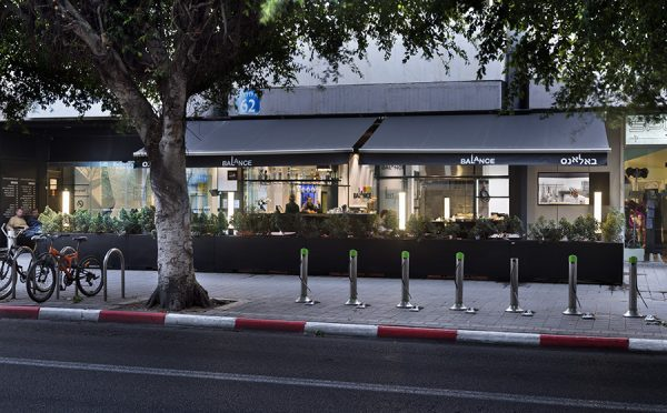 עיצוב מסעדה בתל אביב