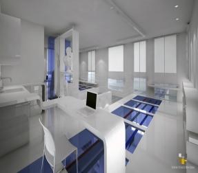 עיצוב פנים משרדים