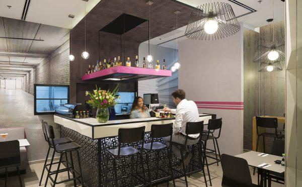 עיצוב מסעדת סושי בר, בגבעת שמואל
