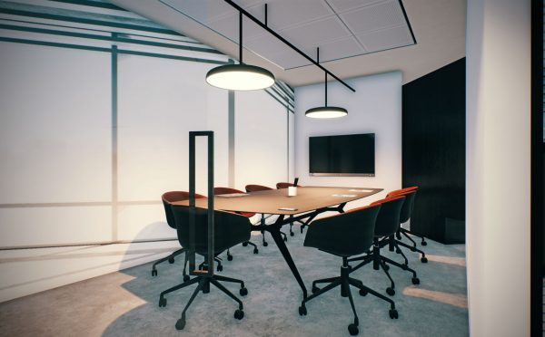 עיצוב משרדי הייטק בפתח תקווה