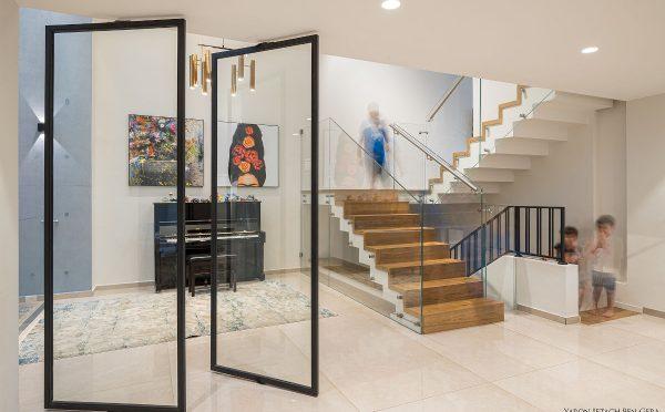 בית פרטי בקריניצי, רמת גן - ירון יפתח בן-גרא