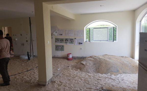 Yaron Ben Gera - Private Residence, Omer - Before Renovations